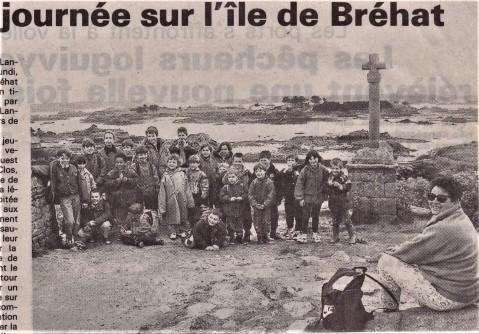 Ile de Bréhat février 1995 (2)
